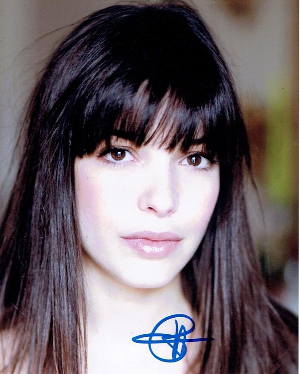 Heloise Godet Signed Photo