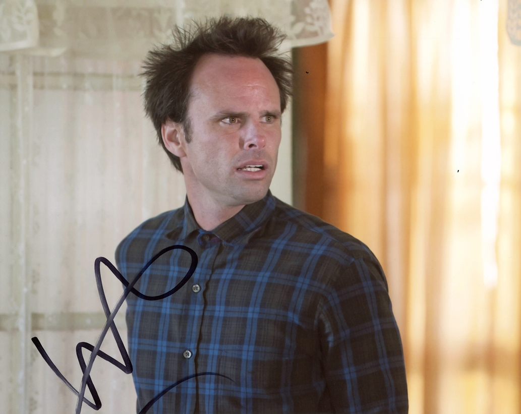 Walton Goggins Signed Photo