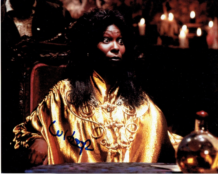Whoopi Goldberg Signed Photo