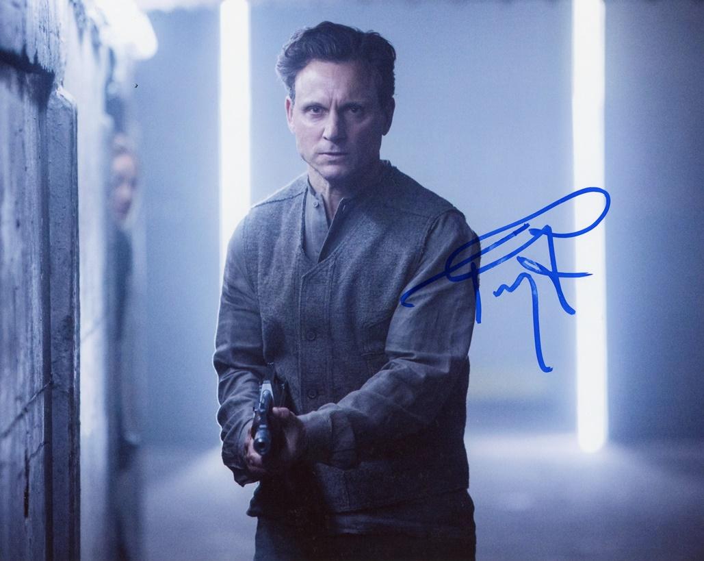 Tony Goldwyn Signed Photo