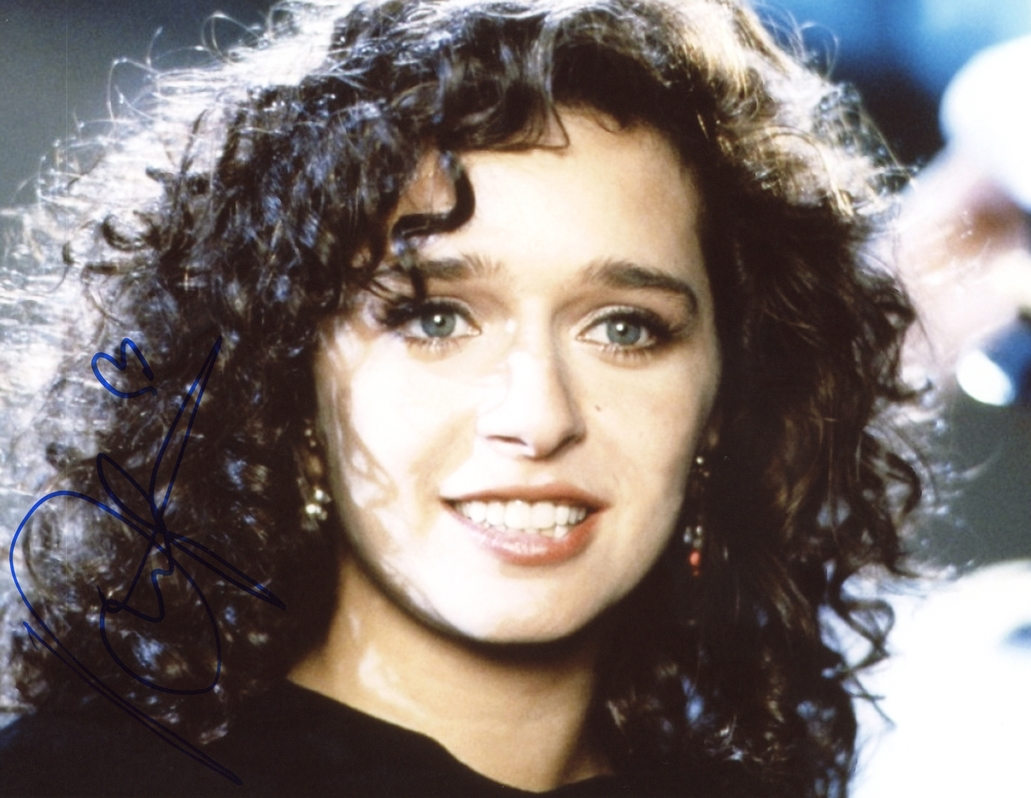 Valeria Golino Signed Photo