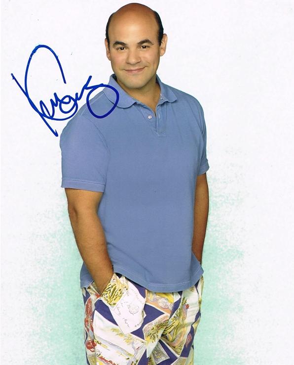Ian Gomez Signed Photo