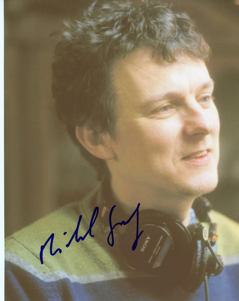 Michel Gondry Signed Photo