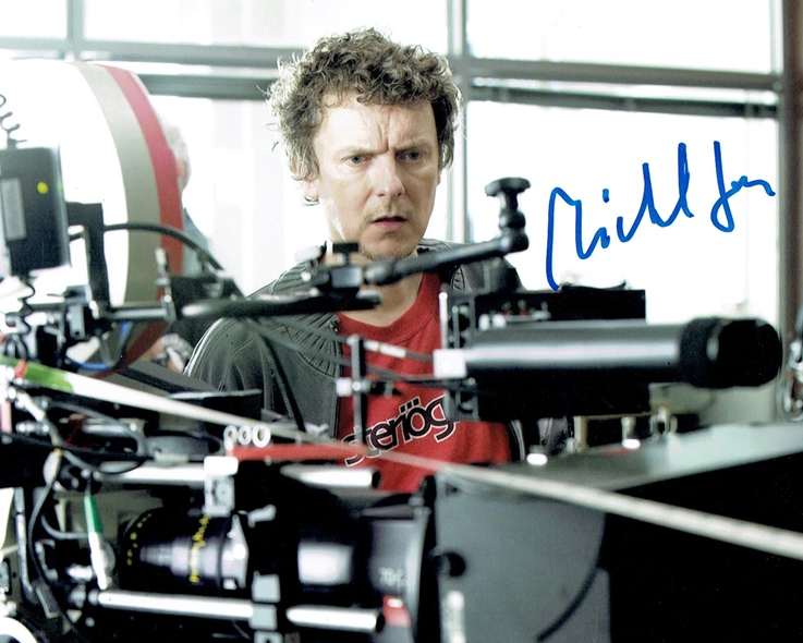Michel Gondry Signed Photo