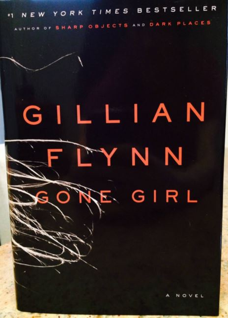 Gillian Flynn Signed Book