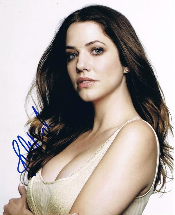 Julie Gonzalo Signed Photo