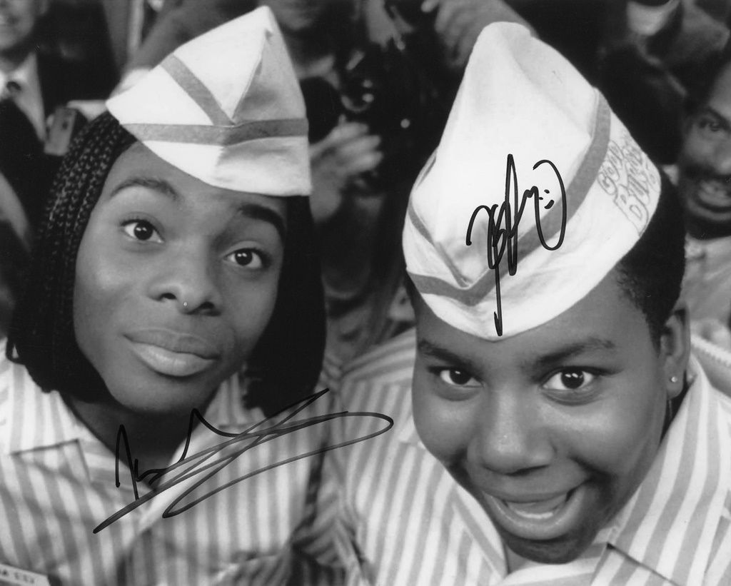 Kenan Thompson & Kel Mitchell Signed Photo