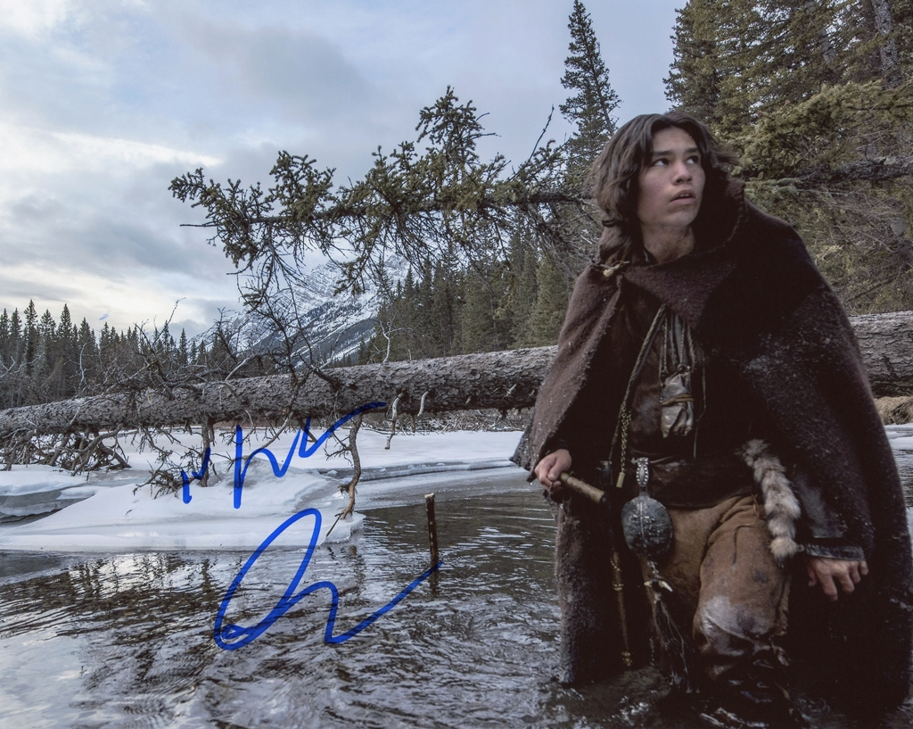 Forrest Goodluck Signed Photo