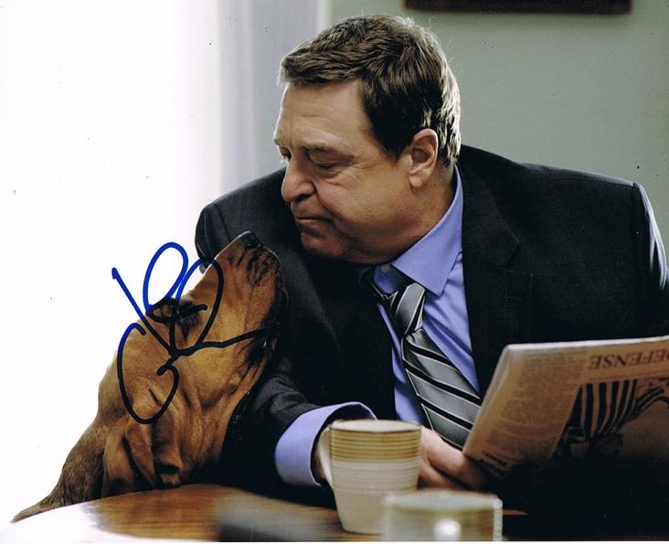 John Goodman Signed Photo