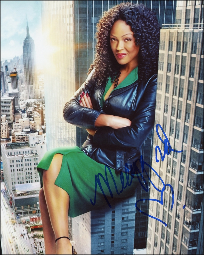 Meagan Good Signed Photo