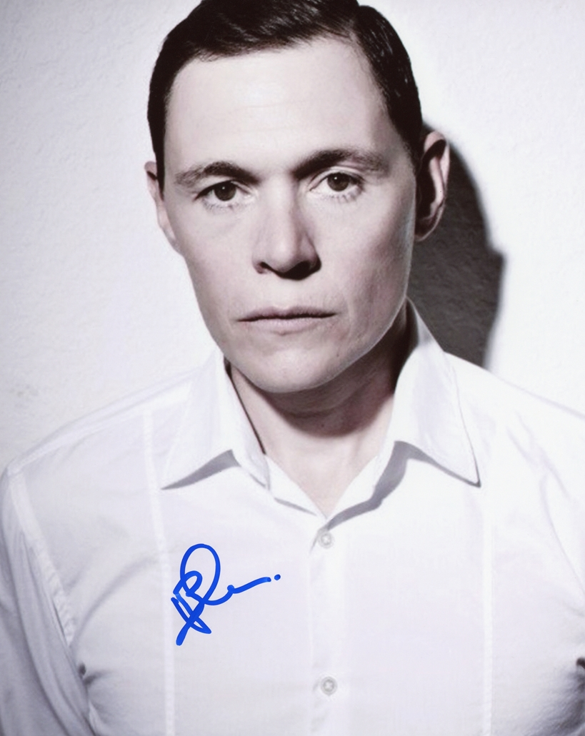 Burn Gorman Signed Photo