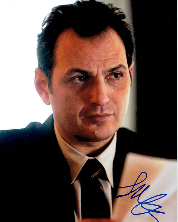 Lev Gorn Signed Photo