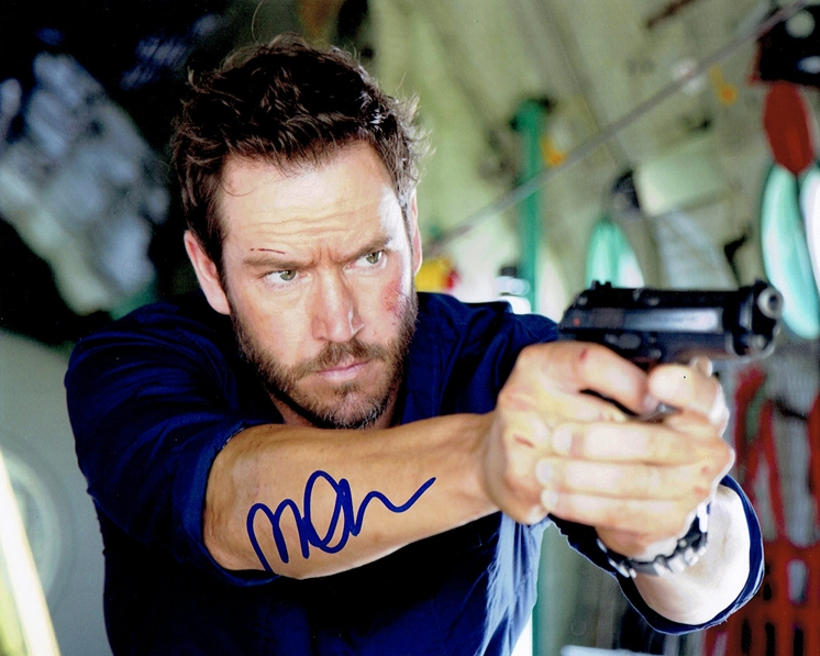 Mark-Paul Gosselaar Signed Photo