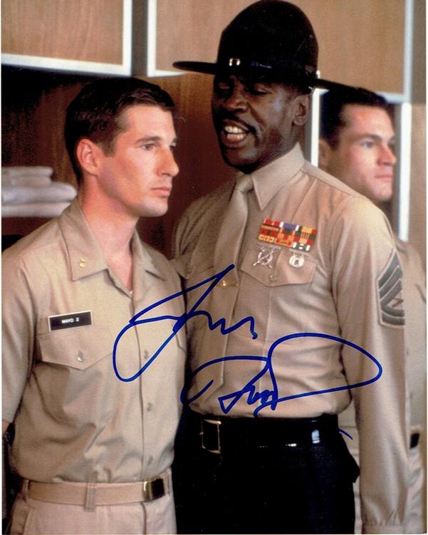 Louis Gossett, Jr. Signed Photo