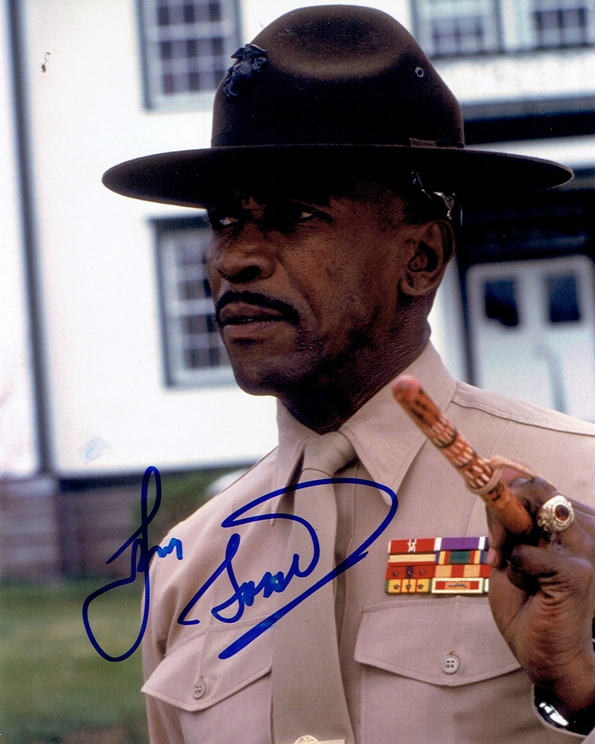Louis Gossett, Jr. Signed Photo