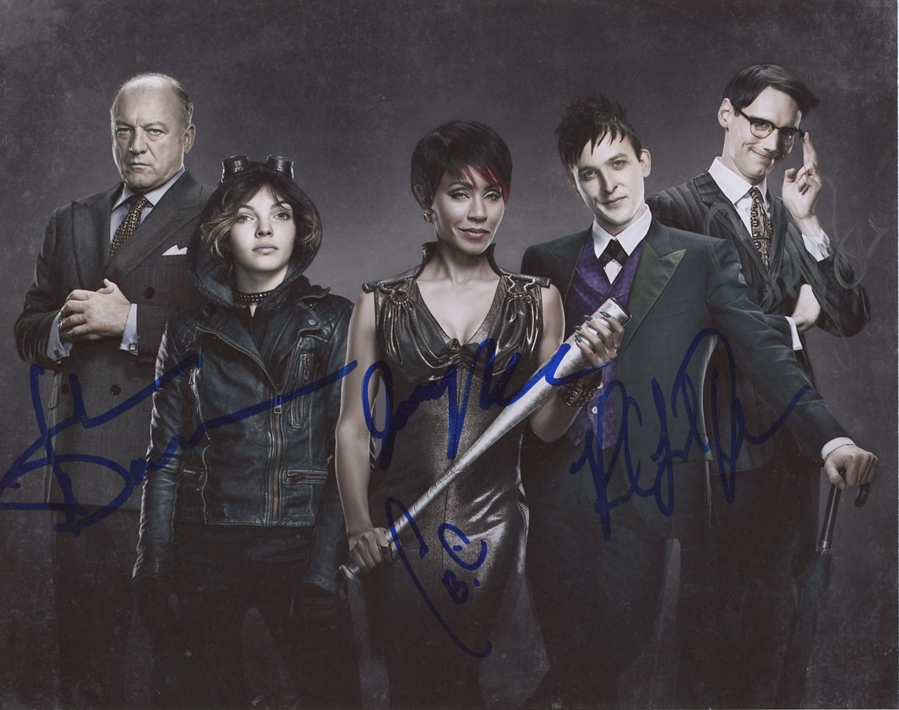 Gotham Signed Photo