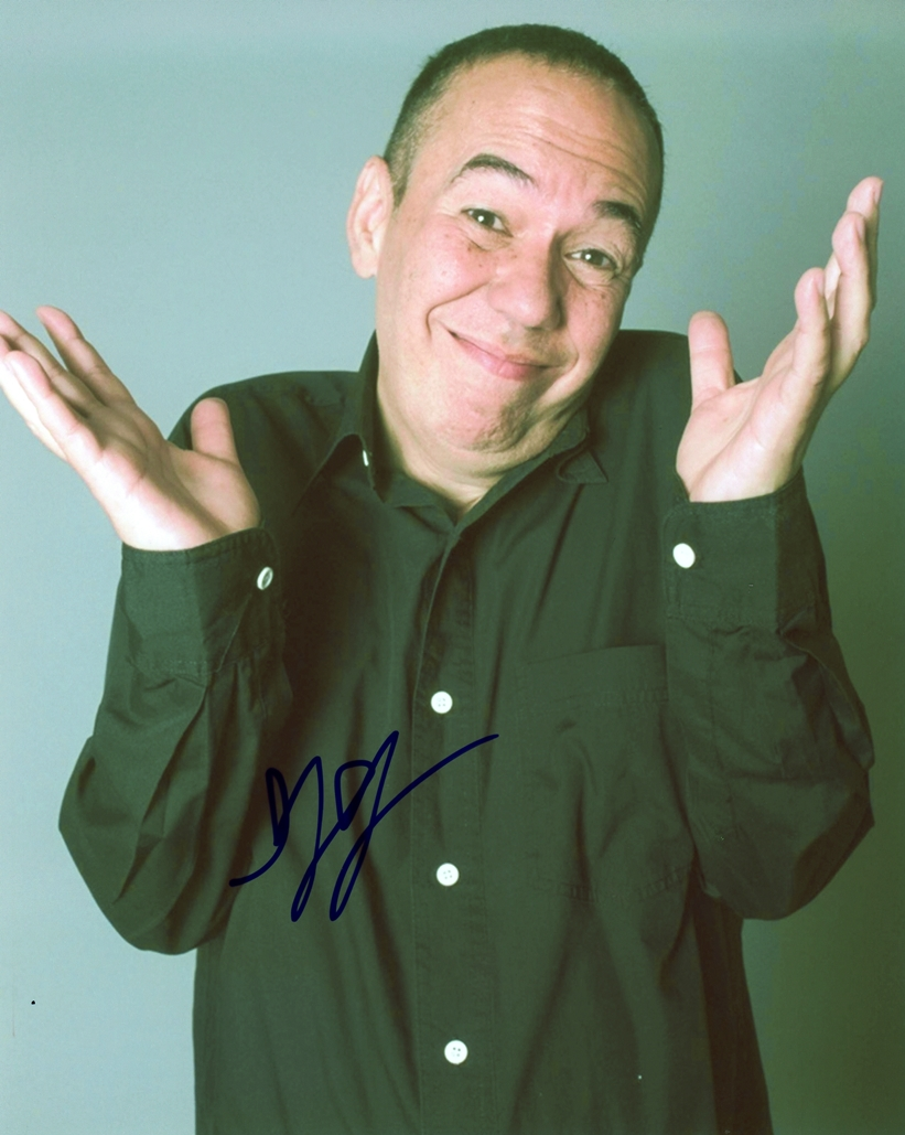 Gilbert Gottfried Signed Photo