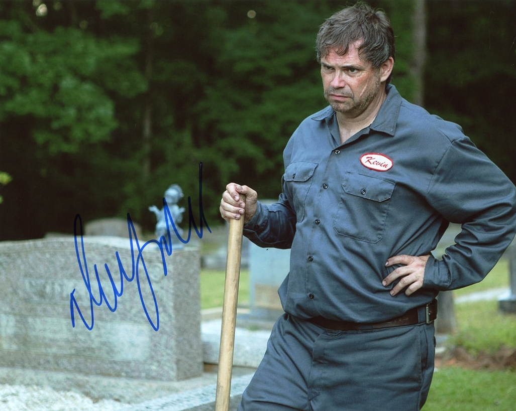 Dana Gould Signed Photo