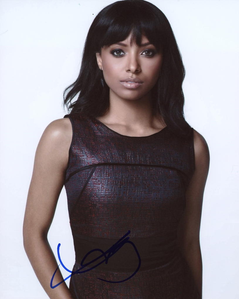 Kat Graham Signed Photo