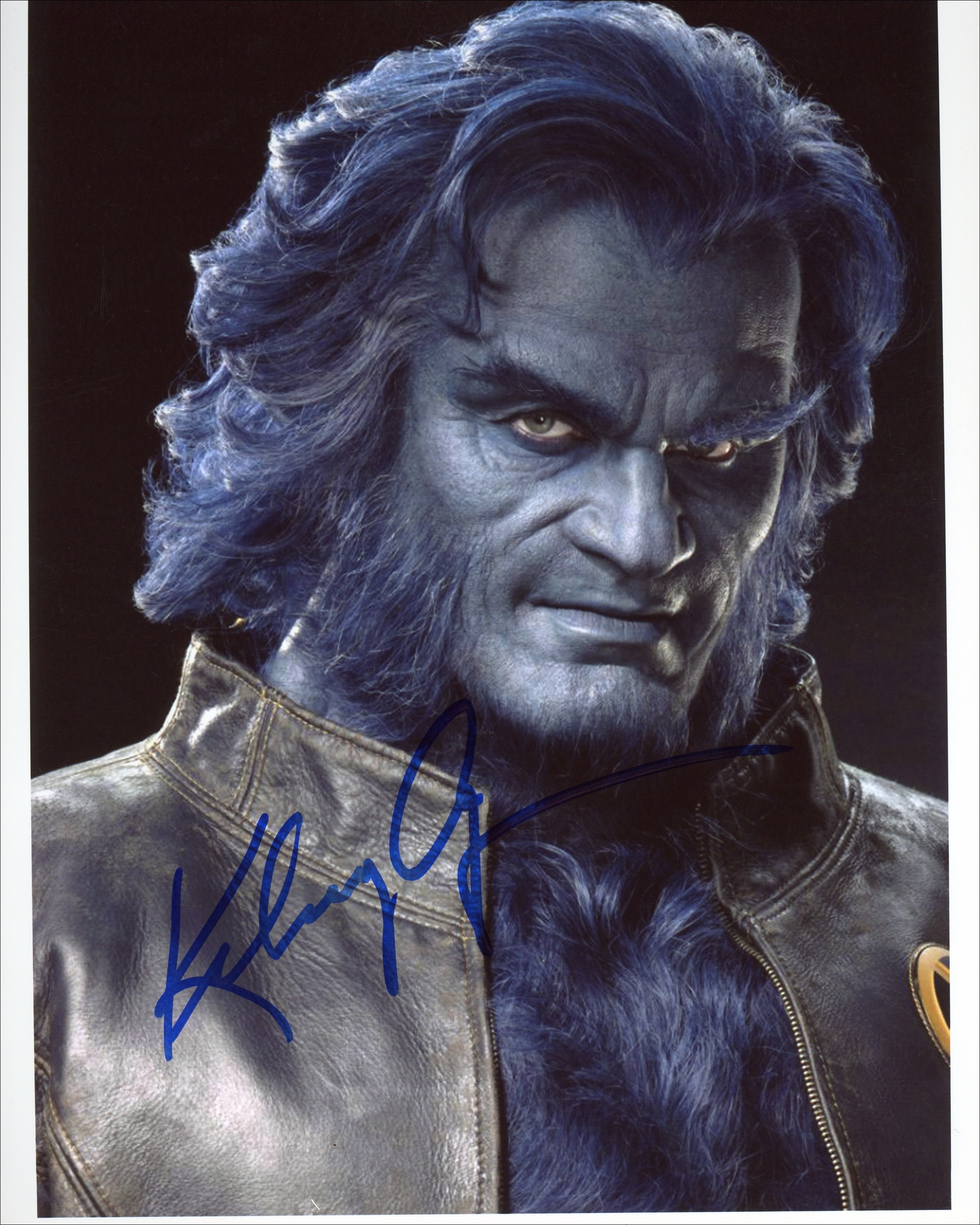Kelsey Grammer Signed Photo