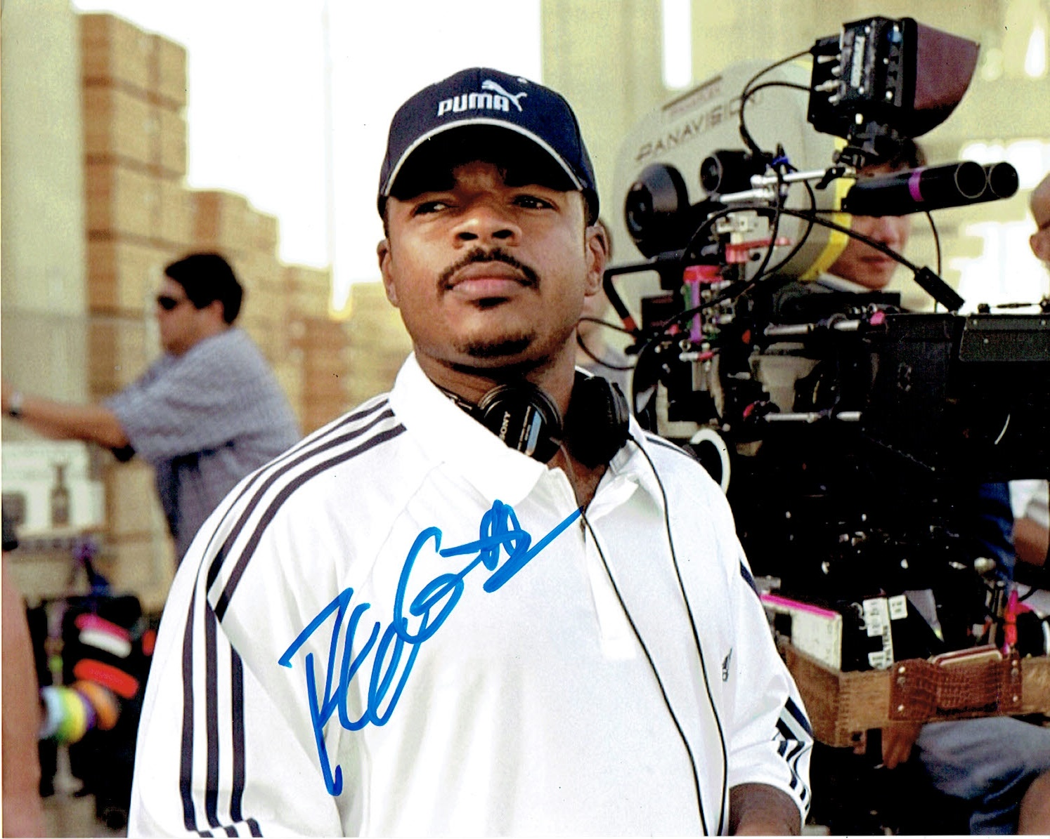 F. Gary Gray Signed Photo