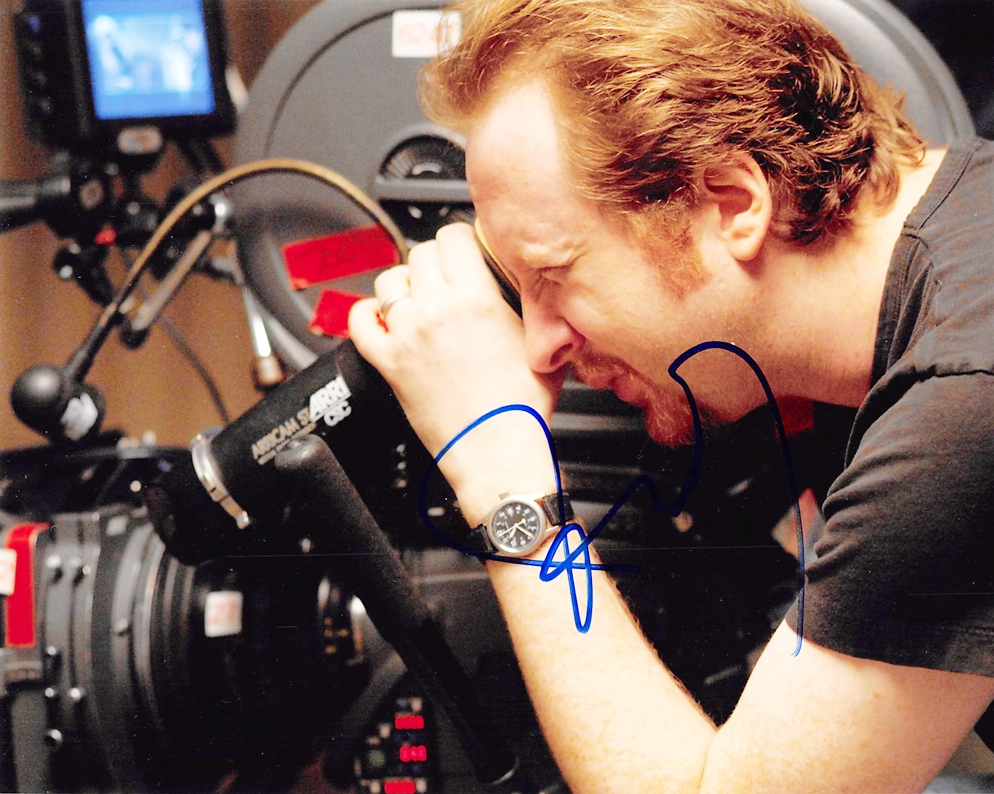 James Gray Signed Photo