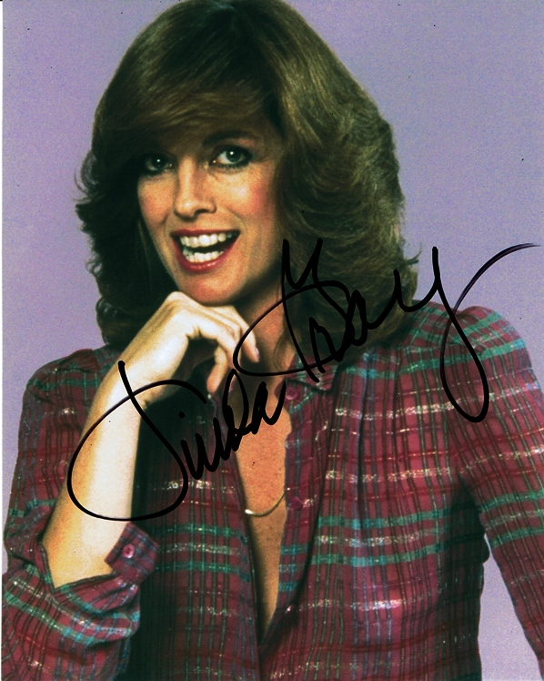 Linda Gray Signed Photo
