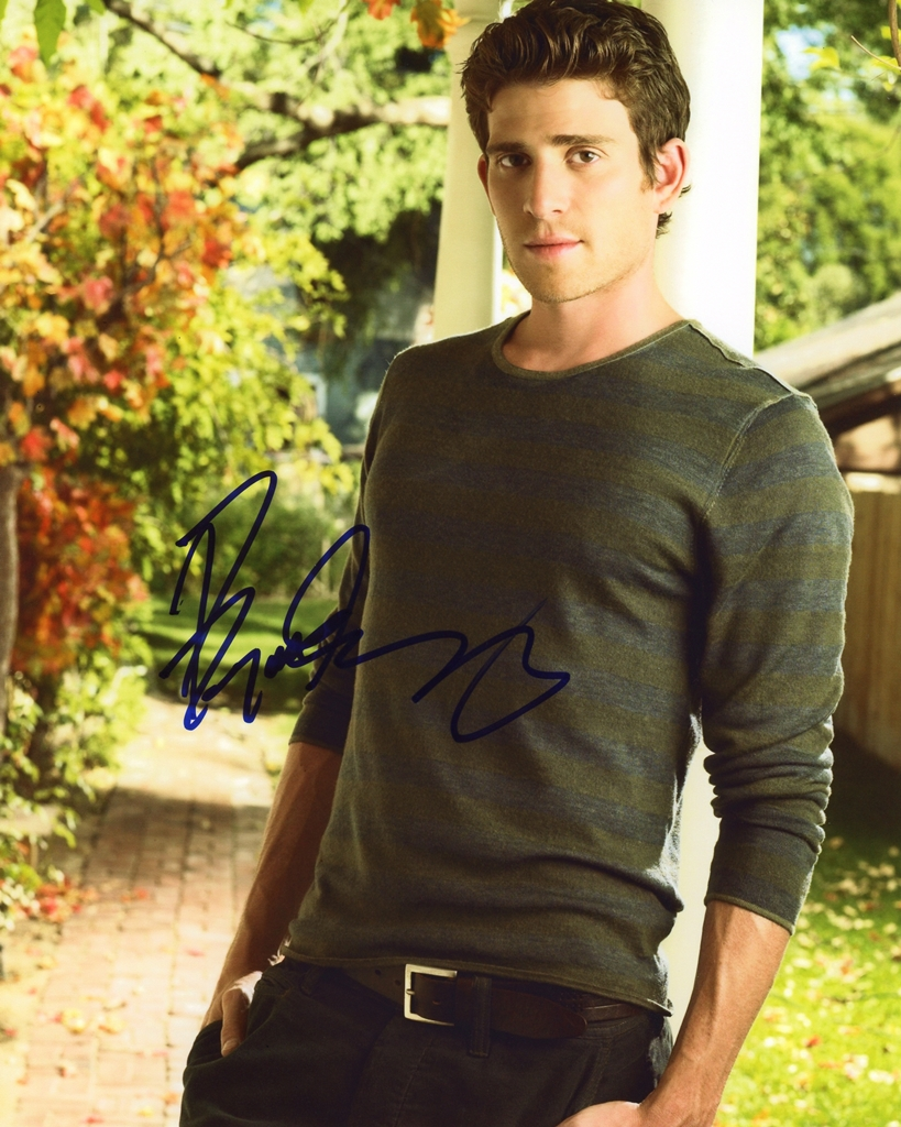 Bryan Greenberg Signed Photo