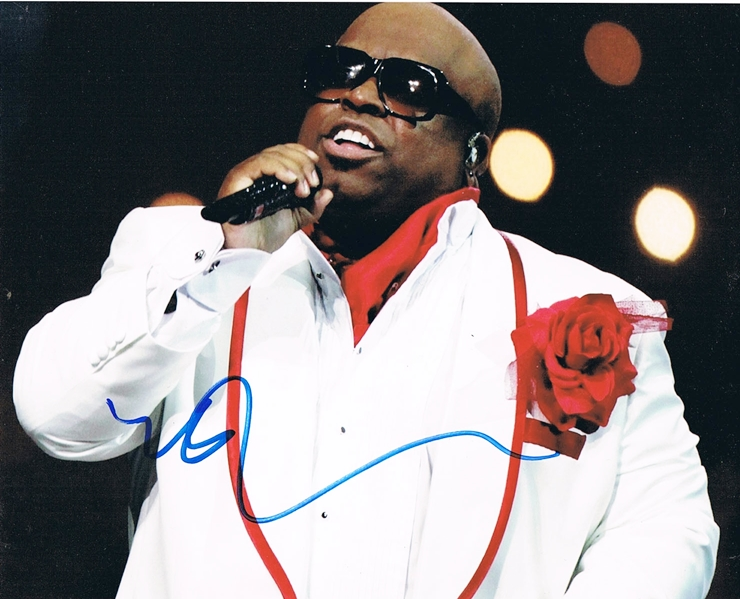 Cee Lo Green Signed Photo