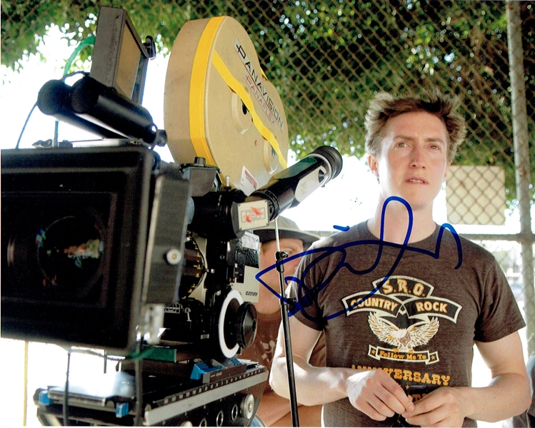 David Gordon Green Signed Photo