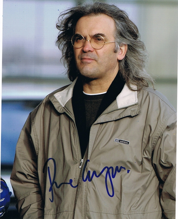 Paul Greengrass Signed Photo