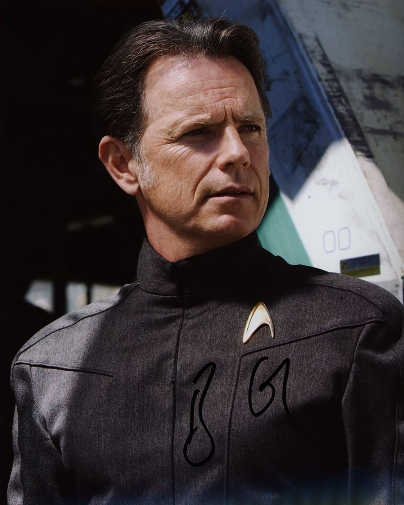 Bruce Greenwood Signed Photo