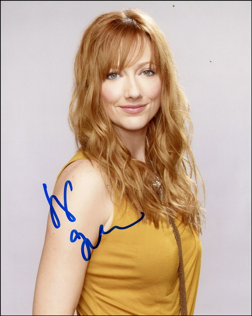 Judy Greer Signed Photo