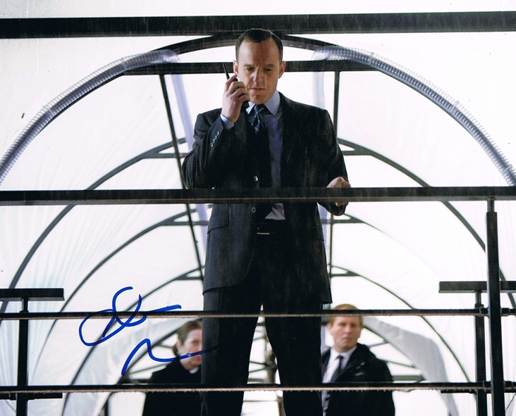 Clark Gregg Signed Photo