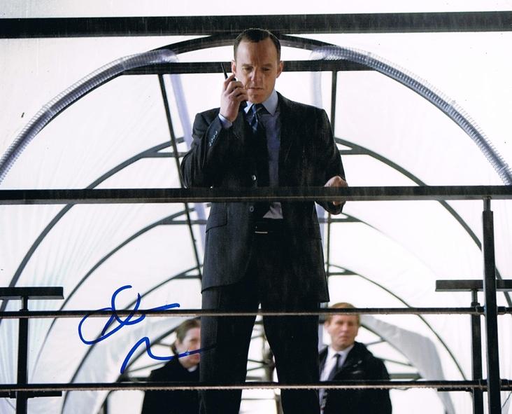 Clark Gregg Signed Photo
