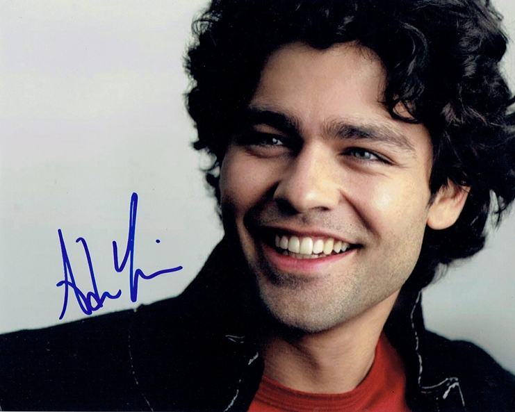 Adrian Grenier Signed Photo