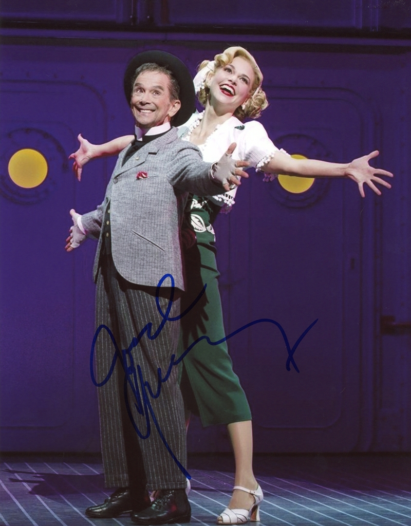 Joel Grey Signed Photo