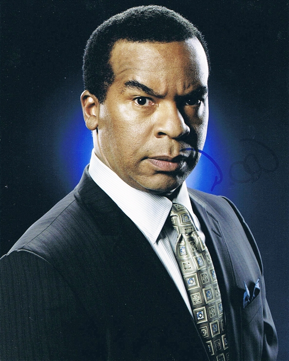 David Alan Grier Signed Photo