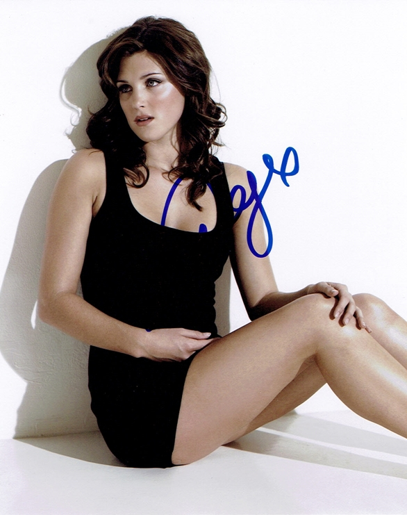 Lucy Griffiths Signed Photo