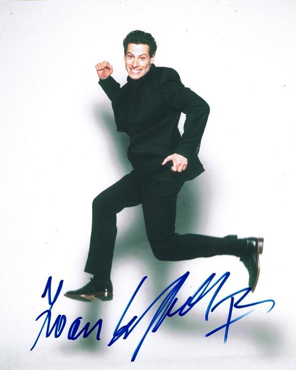 Ioan Gruffudd Signed Photo