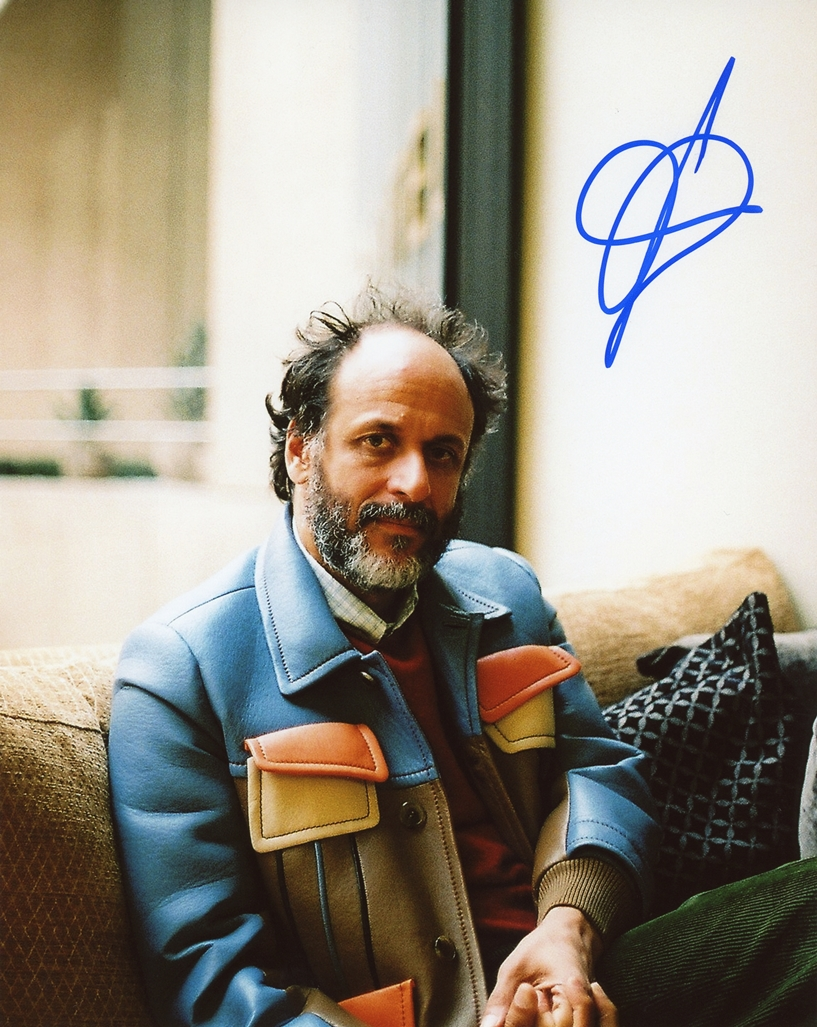 Luca Guadagnino Signed Photo