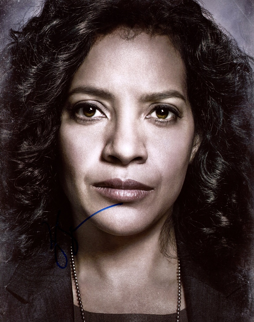 Zabryna Guevara Signed Photo