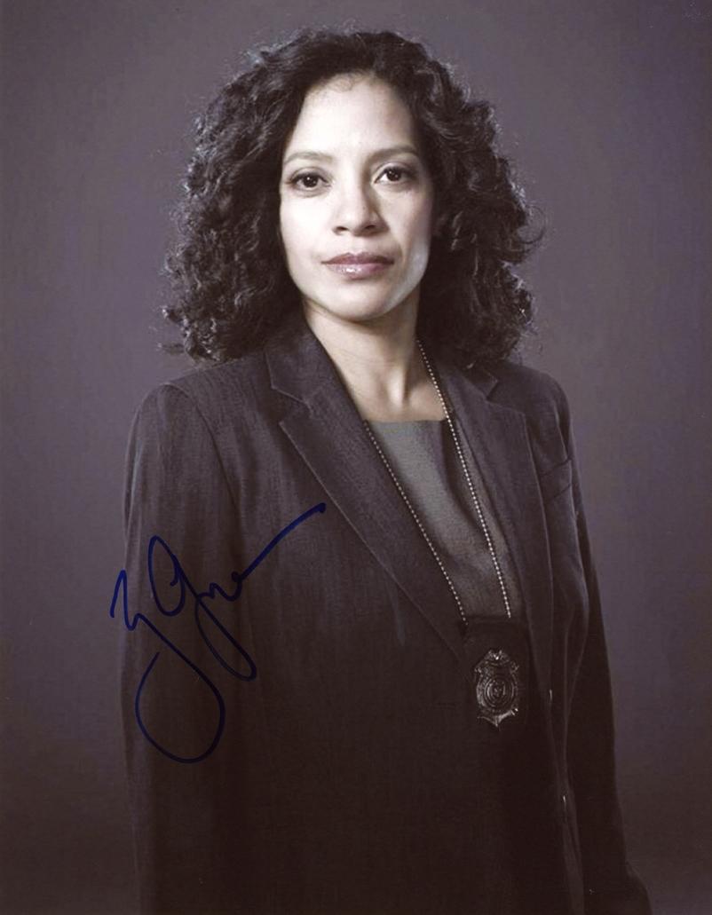 Zabryna Guevara Signed Photo
