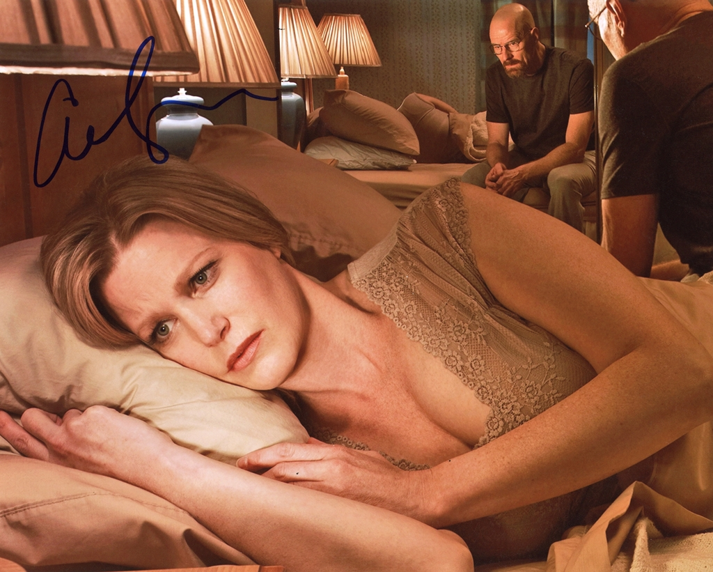 Anna Gunn Signed Photo