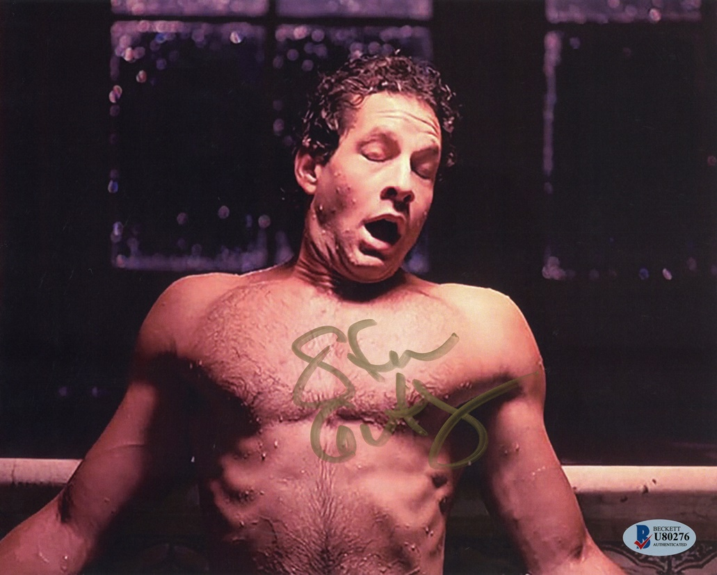 Steve Guttenberg Signed Photo