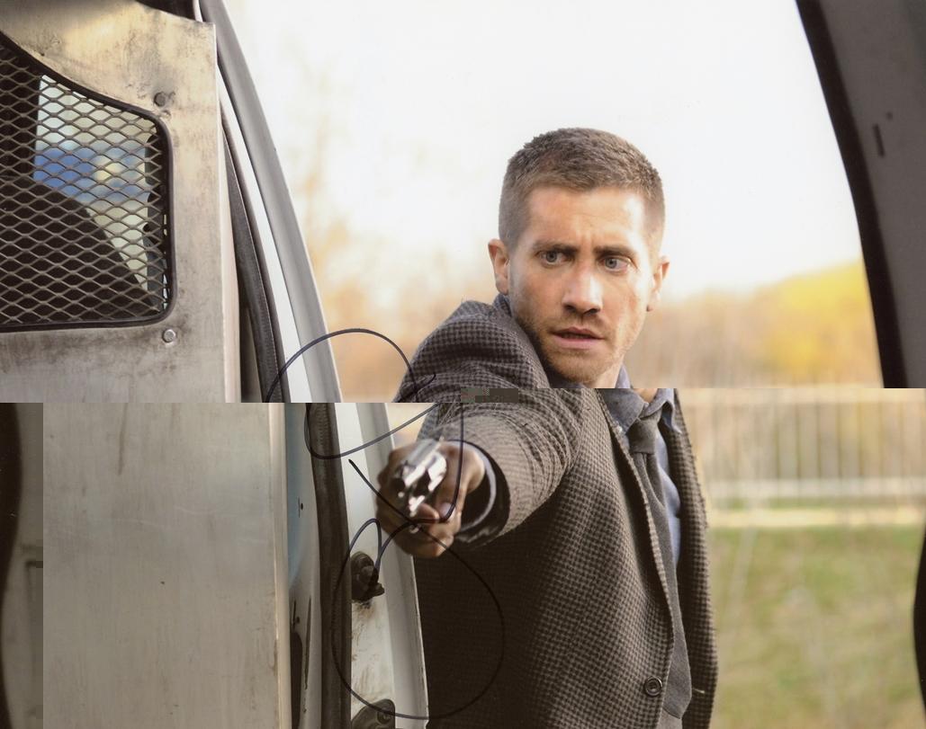 Jake Gyllenhaal Signed Photo