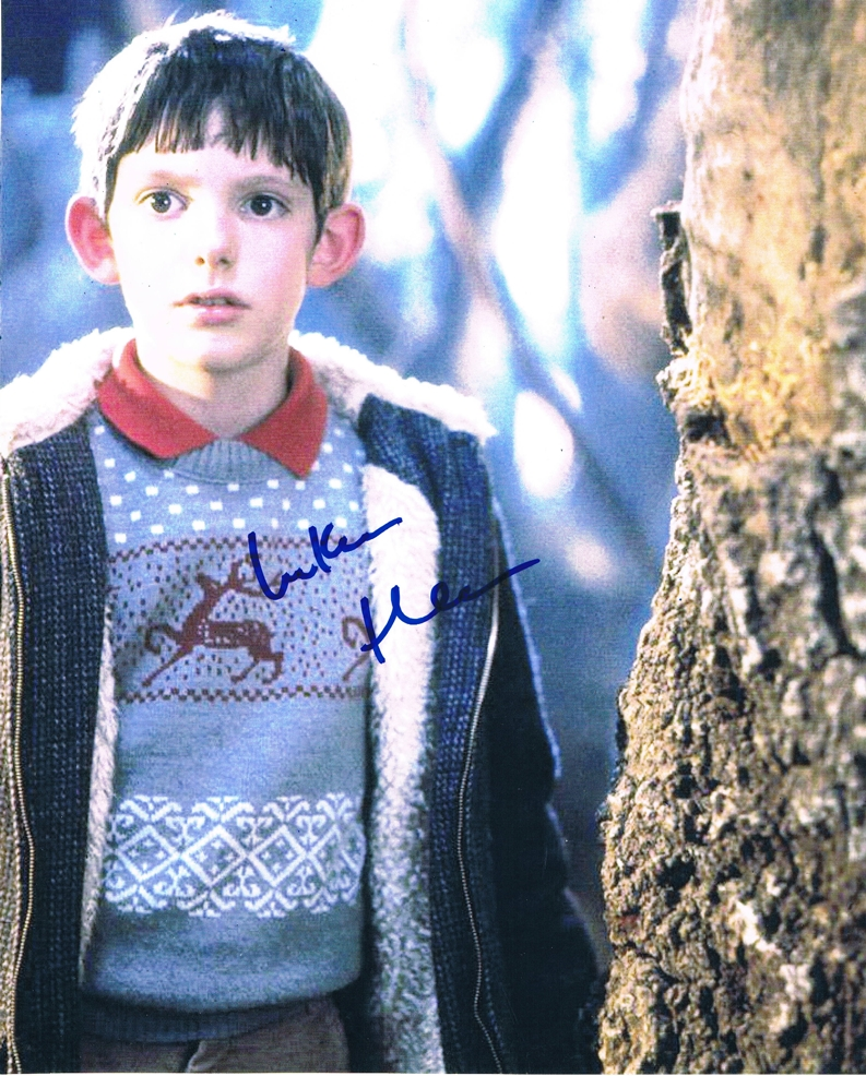 Lukas Haas Signed Photo