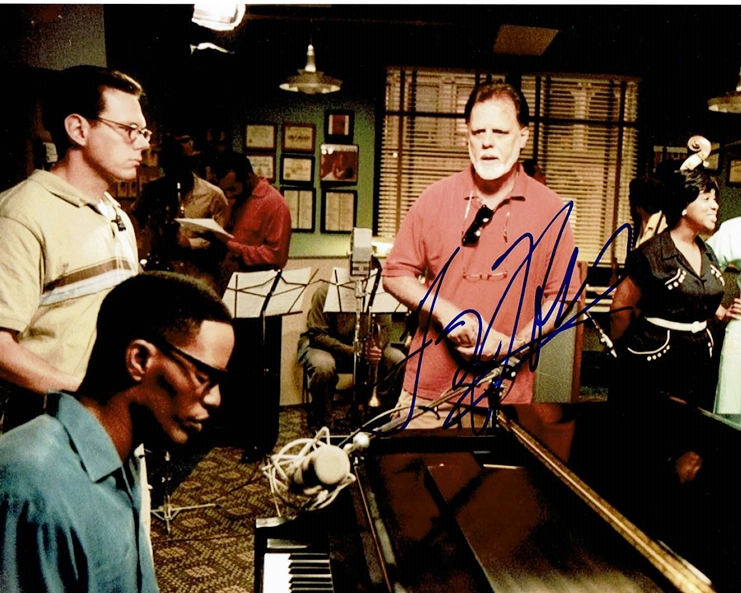 Taylor Hackford Signed Photo