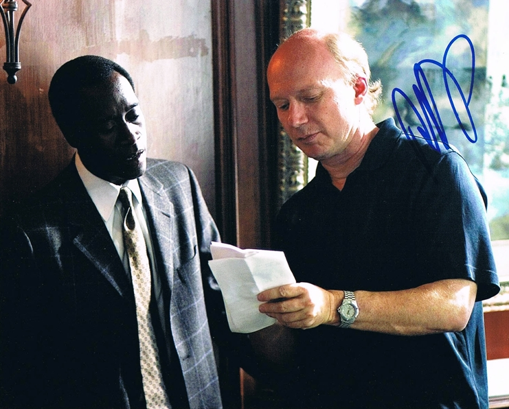 Paul Haggis Signed Photo
