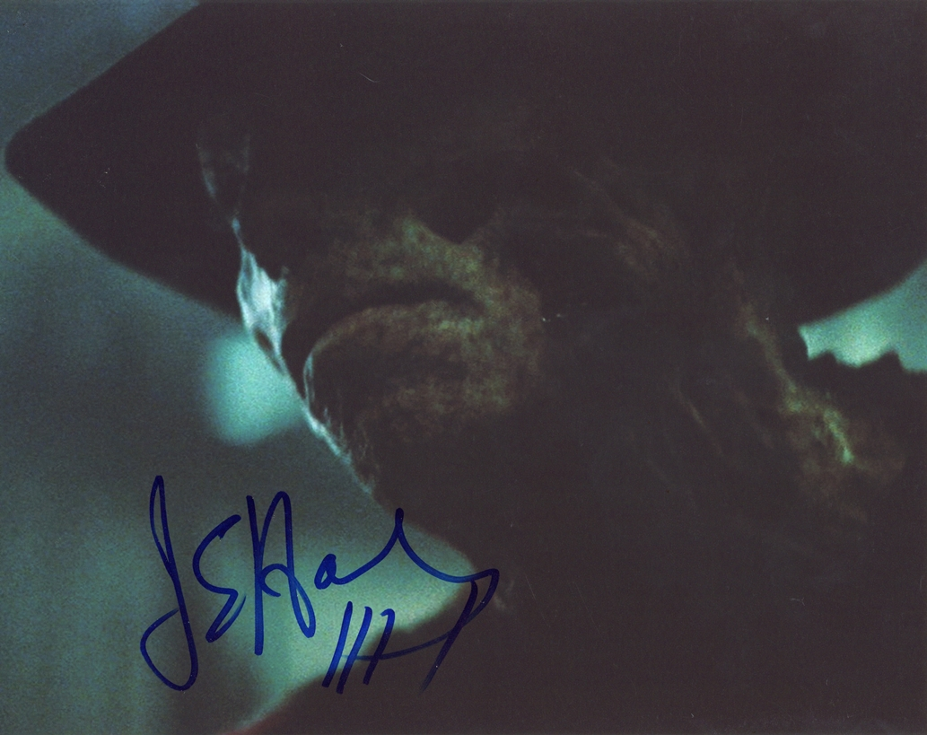 Jackie Earle Haley Signed Photo